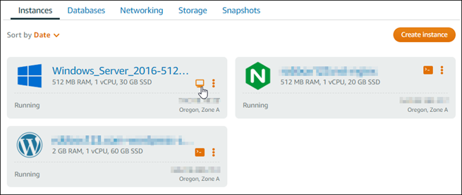 Tutorial: Launch and configure a Windows Server 2016