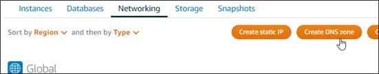WordPress で を起動して設定するLightsail。