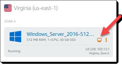 Windows Server 기반의 Lightsail 인스턴스에 연결하는 가장 빠른 방법